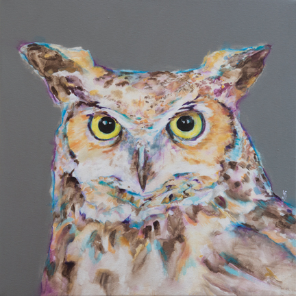 A Late Night Owl