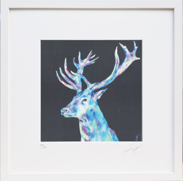 Pride stag print