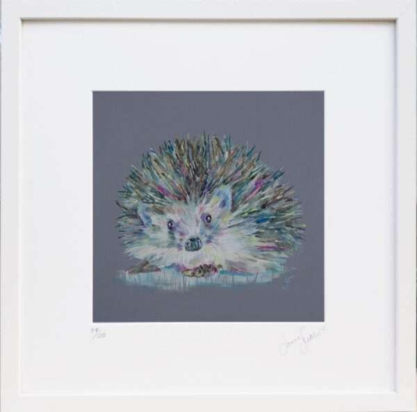 One of those days Hedgehog print
