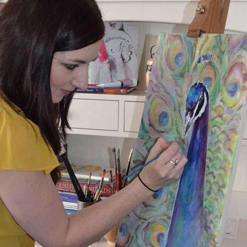 Pet Painting Workshop