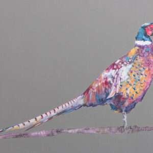 Majestic Pheasant Print