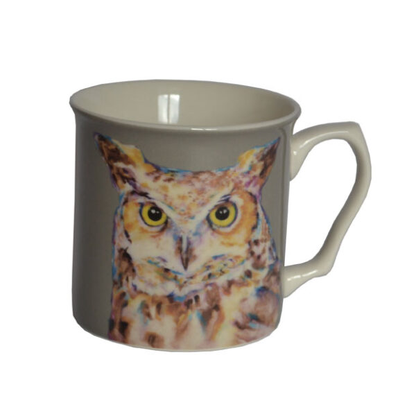 A Late Night Owl Mug