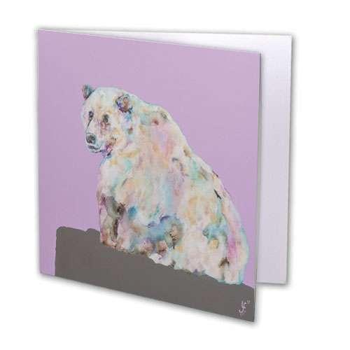 Bear Moment Greeting Card