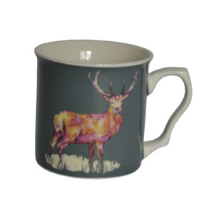 Midnight Watch Stag Mug