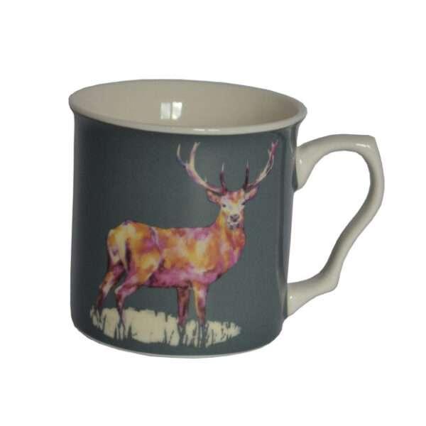 Midnight Watch Stag Mug