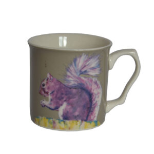 Purple Haze Squirrel Mug