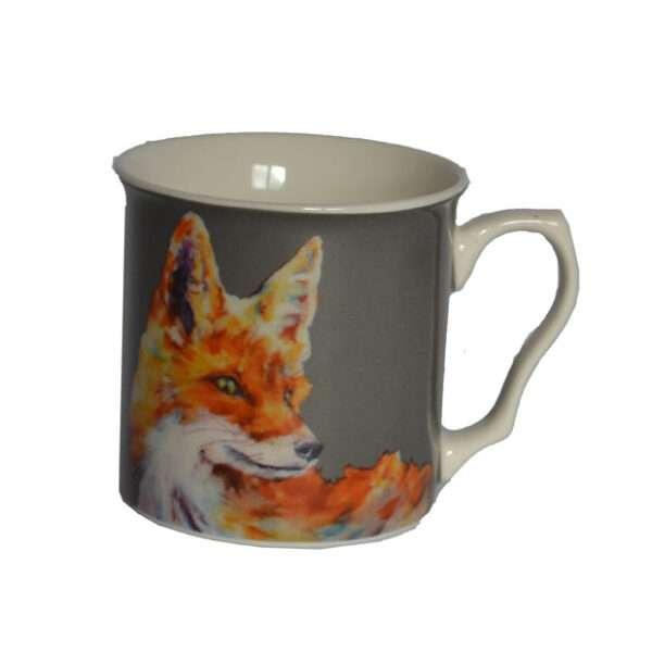 Technicolour Dreams Fox Mug