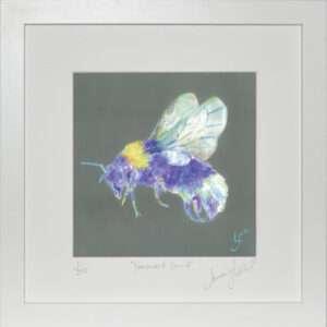 Homeward Bound Bee Print