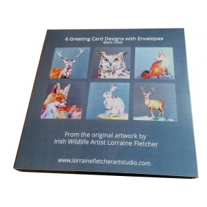 Box of Irish Wildlife Greeting Cards